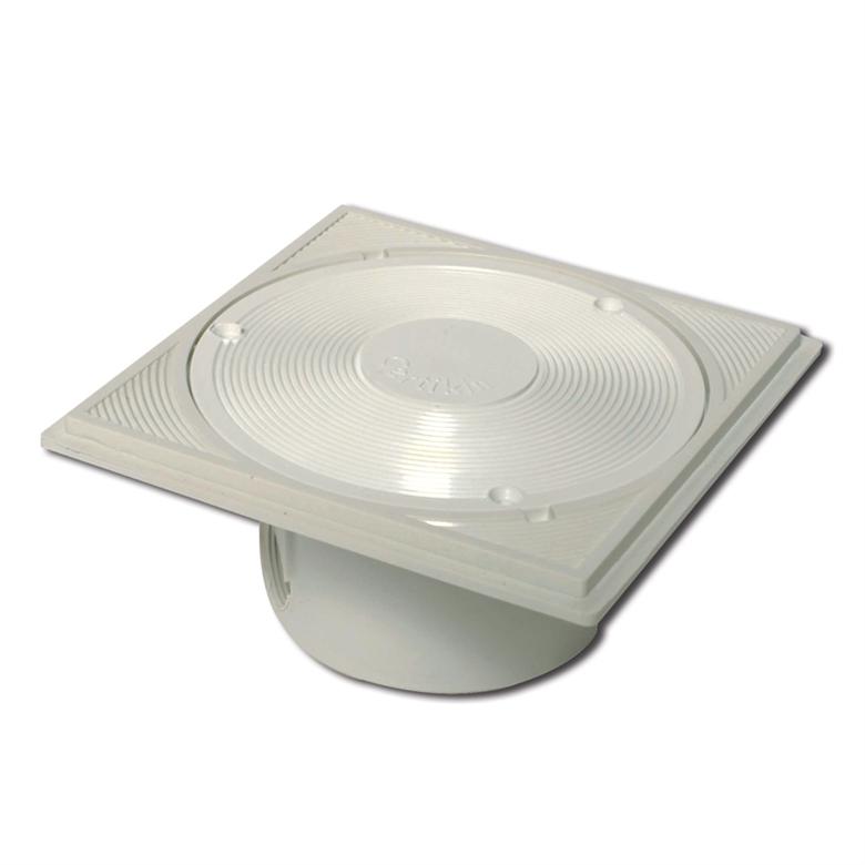 Plastic Deck Box For Swimming Pool Lighting