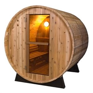 Picture of Rustic Barrel Saunas