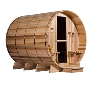 Picture of Grand View Multi-Room Barrel Sauna