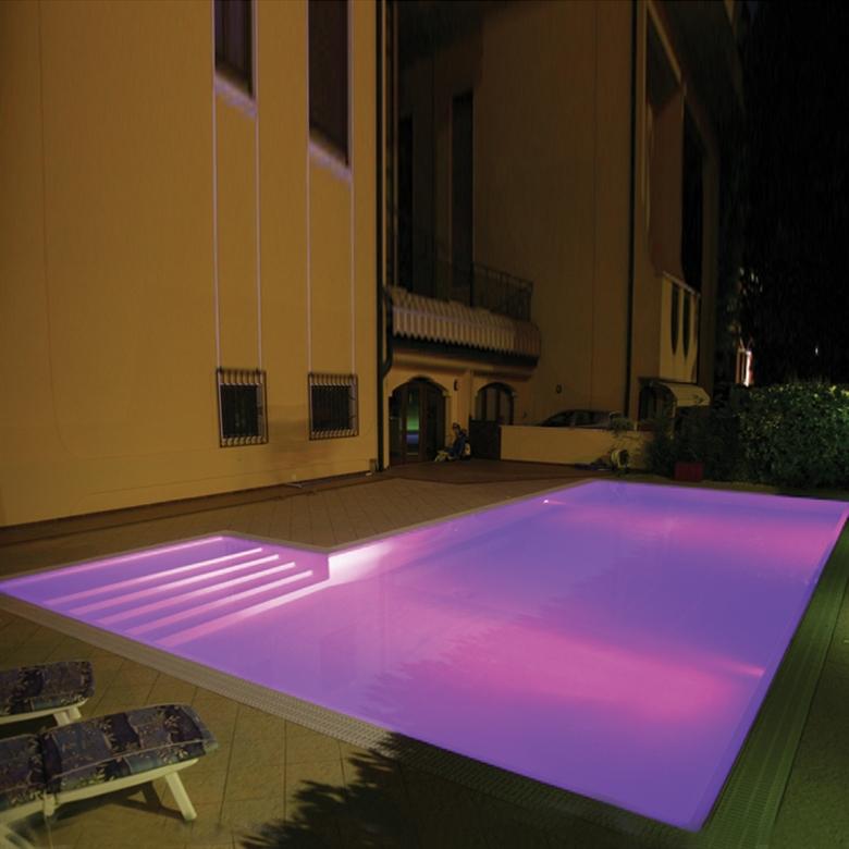 Certikin Led Colour Change Lights For Swimming Pool Lighting