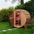 "Picture of Princeton 72"" Standard Barrel Sauna"