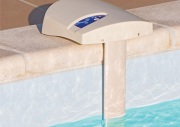Immerstar floating pool alarm