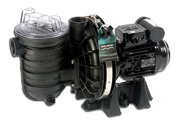 Sta-rite pool pumps