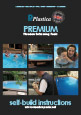 Plastica Premium Wooden Pools