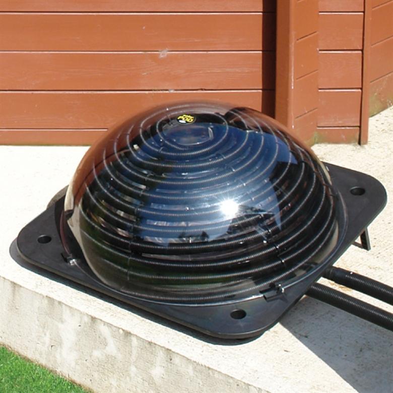 Solar Pod Plus Solar Heating For Swimming Pools