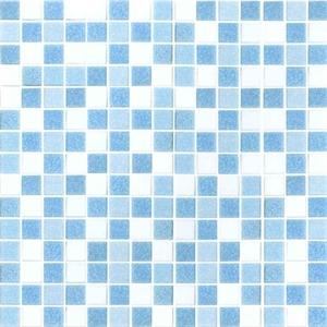 Picture of Lugano Azzurro Ghiaccio Mosaic Tiles