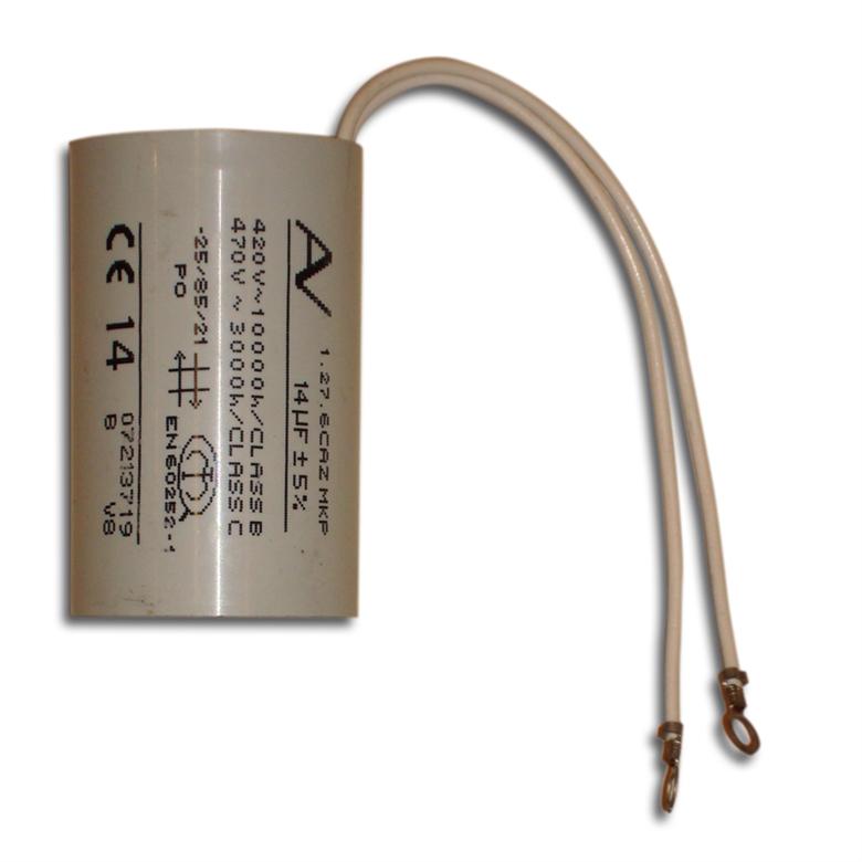 Swimming Pool Pump Capacitors