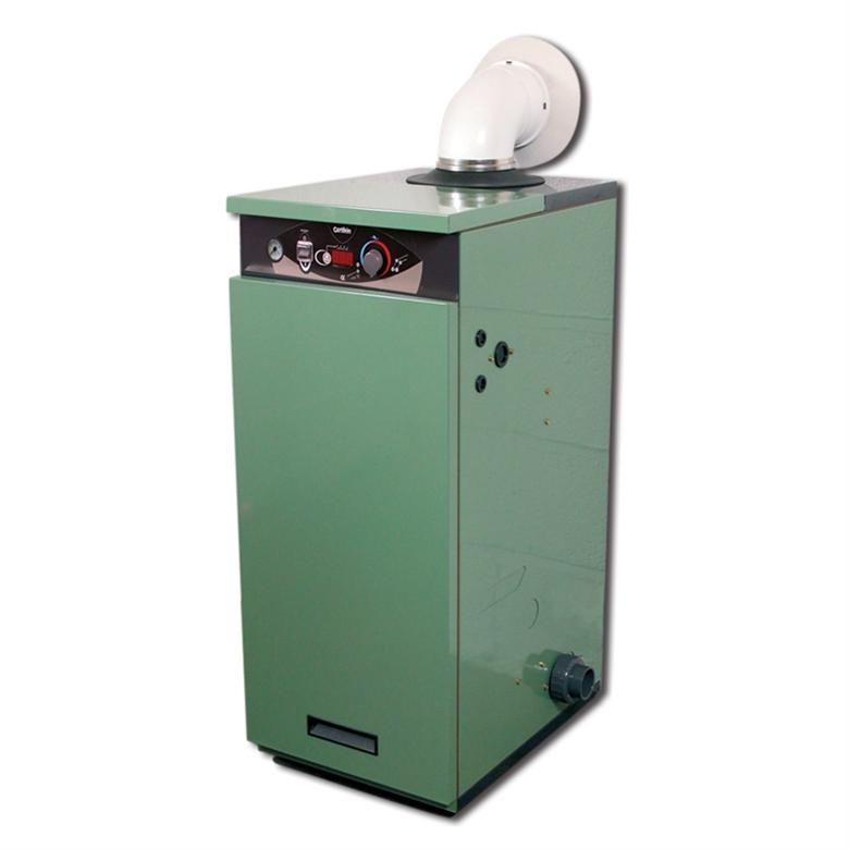 Certikin genie condensing boiler 35kw 50kw swimming pool heater for Gas swimming pool heaters cost
