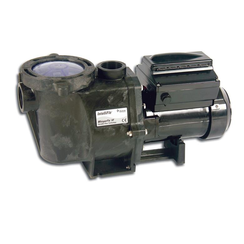 Pentair Single Phase Ultra Flow Intelliflo Pumps
