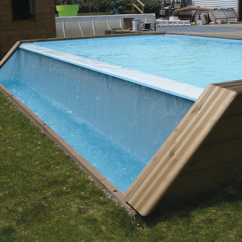 Gardipool Quartoo Overflow Swimming Pools