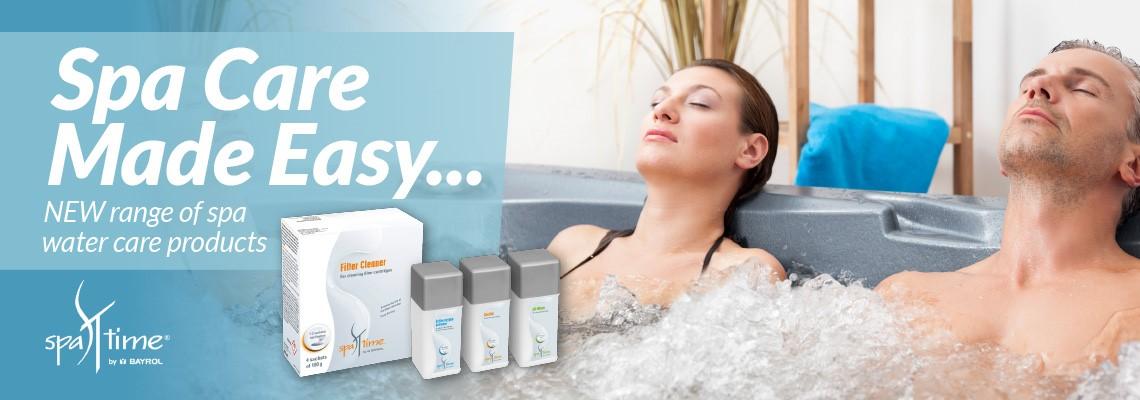 Bayrol Spa Time Spa Care Made Easy