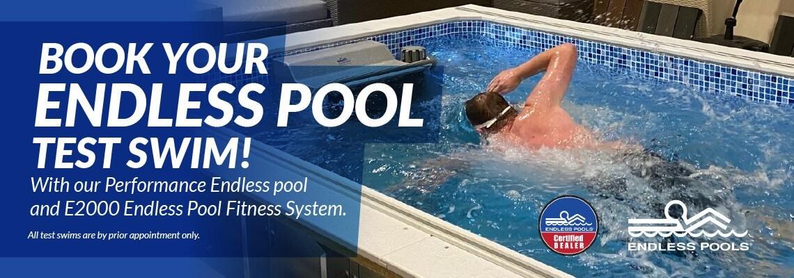 Endless Pools Book A Test Swim